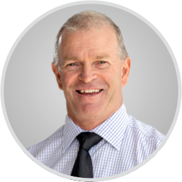 An image of Peter Price, a member of the Energy Queensland Executive Leadership team