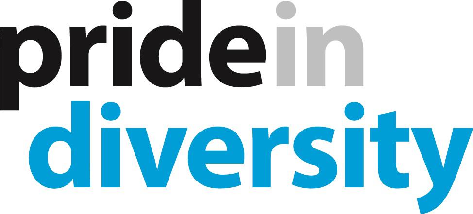 Image of the Pride in Diversity logo